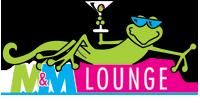 M&M Lounge Logo