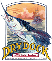 Dry Dock Waterfront Grill Logo